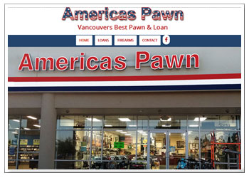Americas Pawn! Vancouver Washington's Pawn Shop