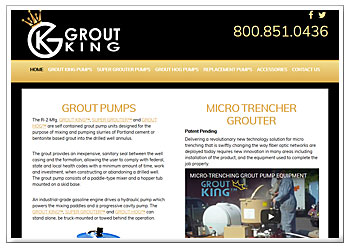 Grout King Vancouver,WA