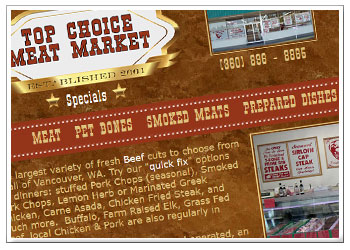 Top Choice Meat Market Vancouver,WA